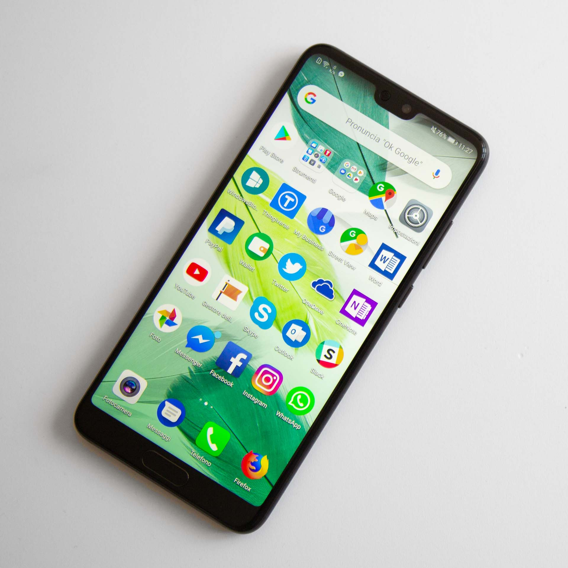 Display Huawei P20