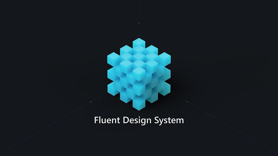 Build 2018 il fluent design sbarca anche nei classici for Programmi design