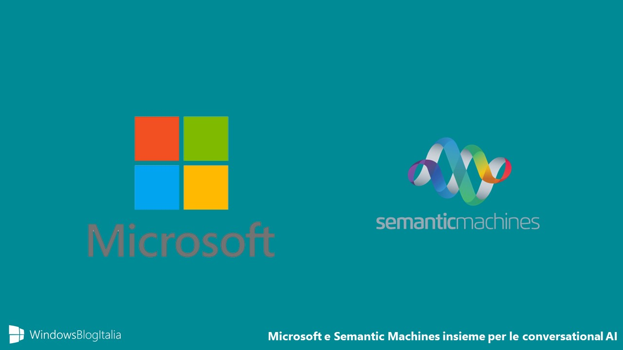 Microsoft acquisisce Semantic Machines
