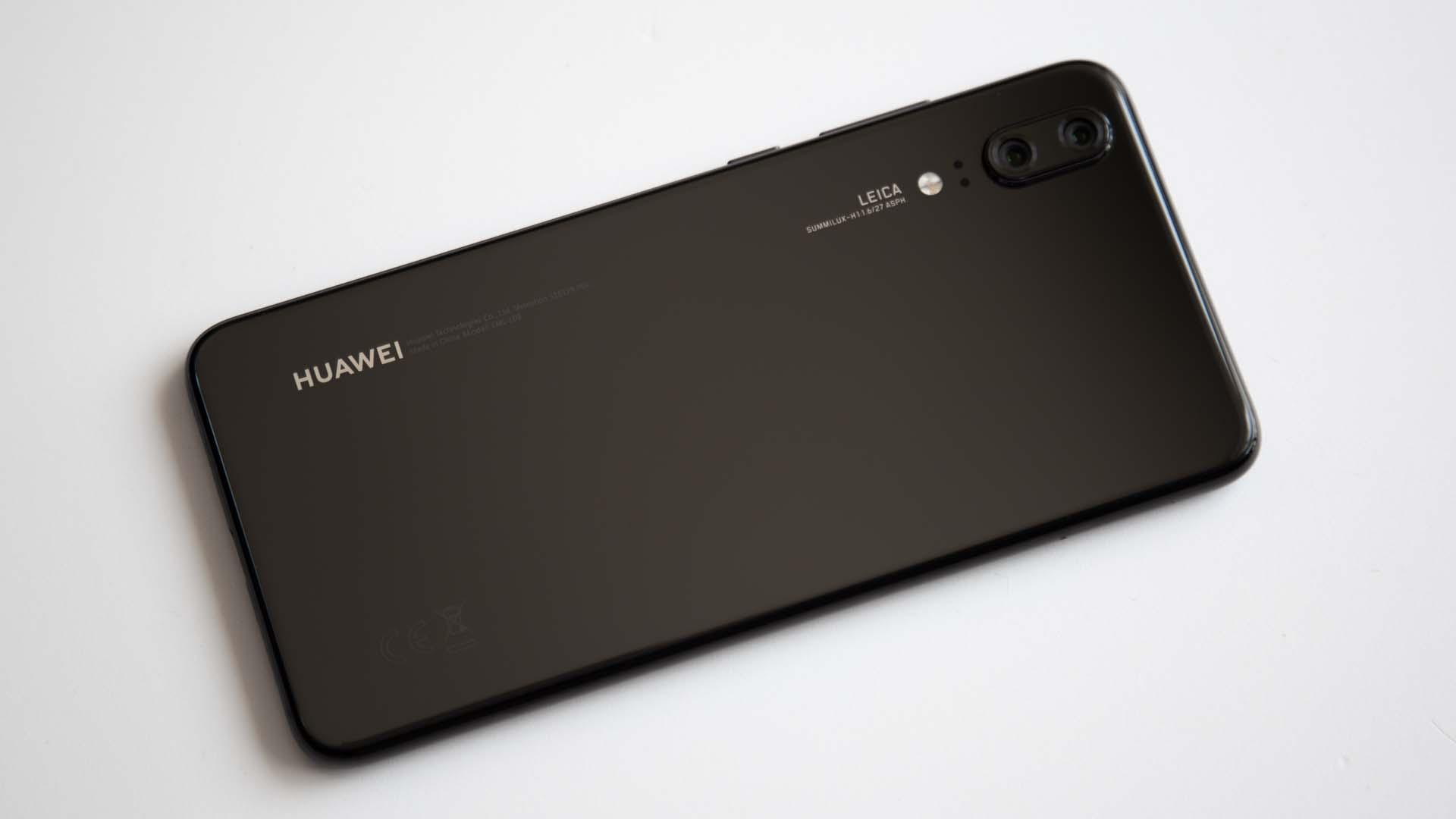 Retro Huawei P20