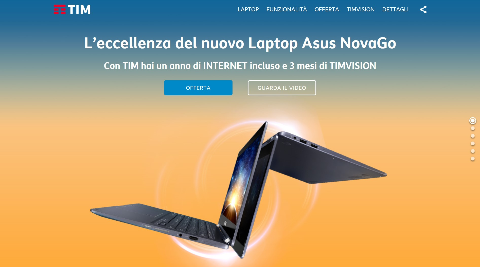 Tim Asus Nova Go Windows 10 on Arm