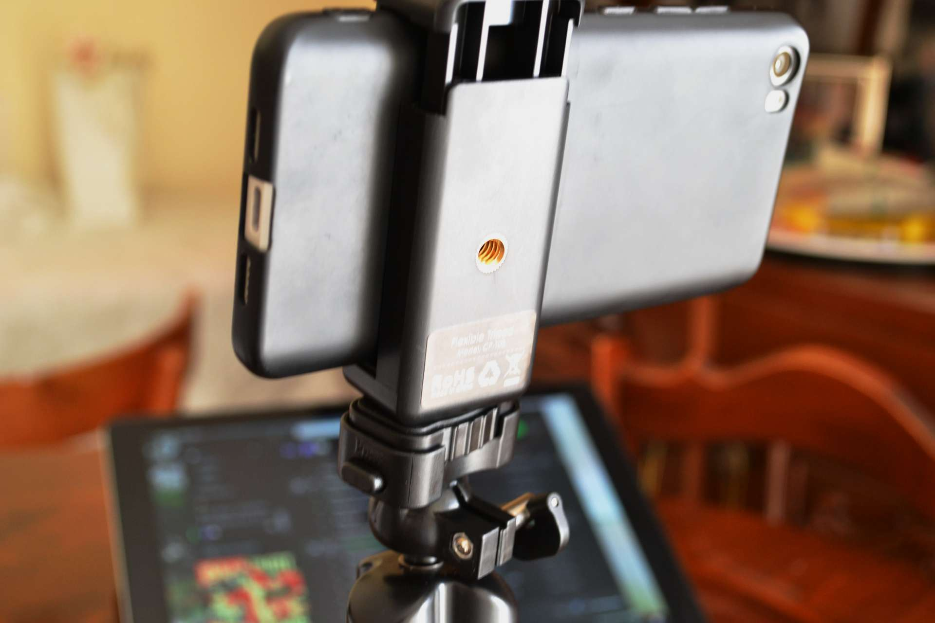 Treppiedi Aukey CP-T03 supporto smartphone