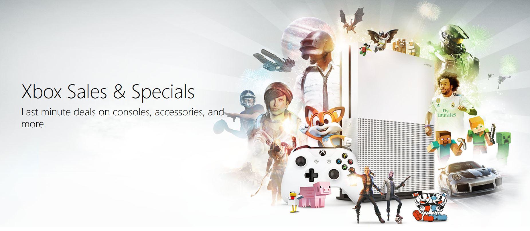 Xbox Store Days