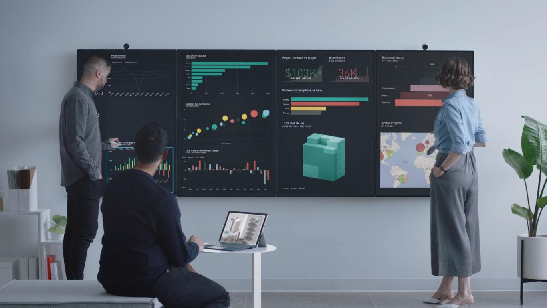 [video] Microsoft presenta Surface Hub 2