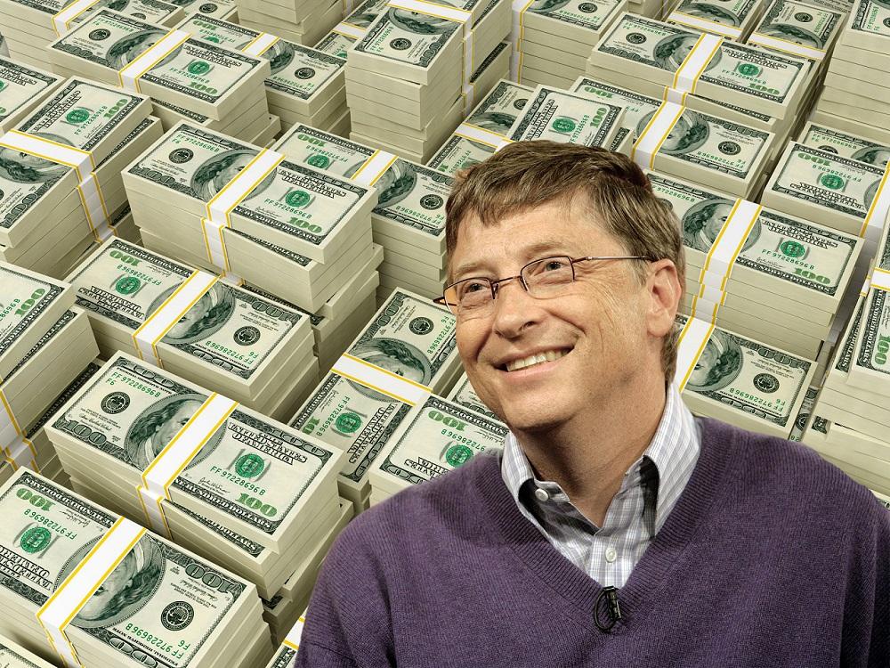Bill Gates soldi