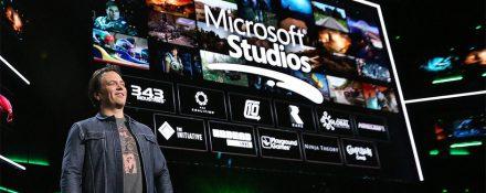 Microsoft Xbox E3 2018 Phil Spencer