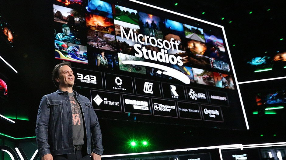 Microsoft Xbox E3 2018 Phil Spencer