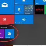OneNote per Windows nuove tile menu Start