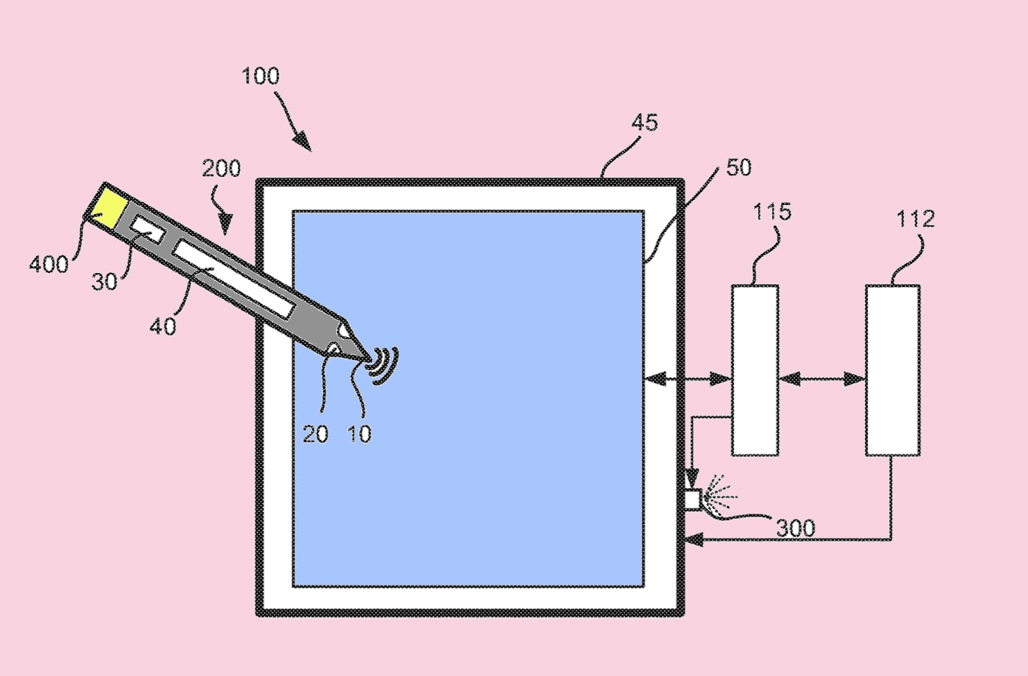 Surface Pen pannelli solari brevetto Microsoft