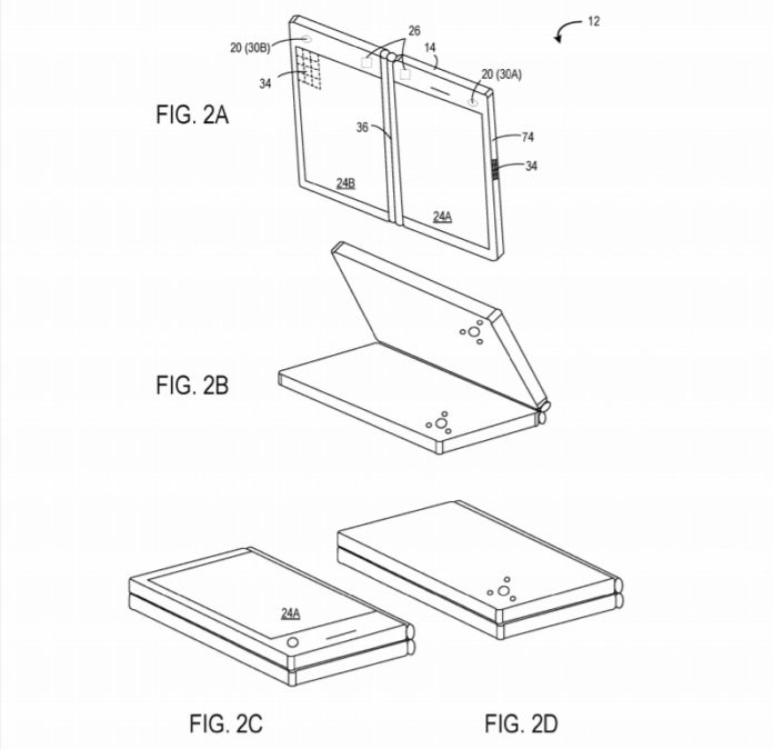 Andromeda videochiamate brevetto Microsoft