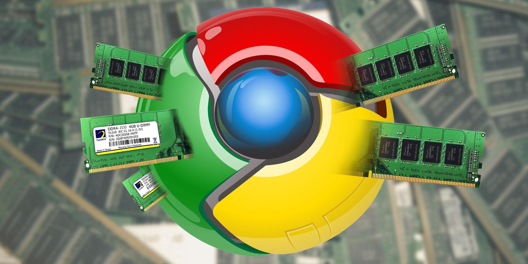 Chrome userà più RAM
