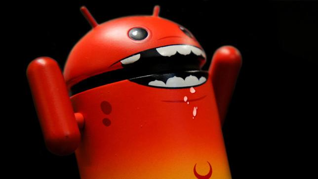 Google Android cattivo