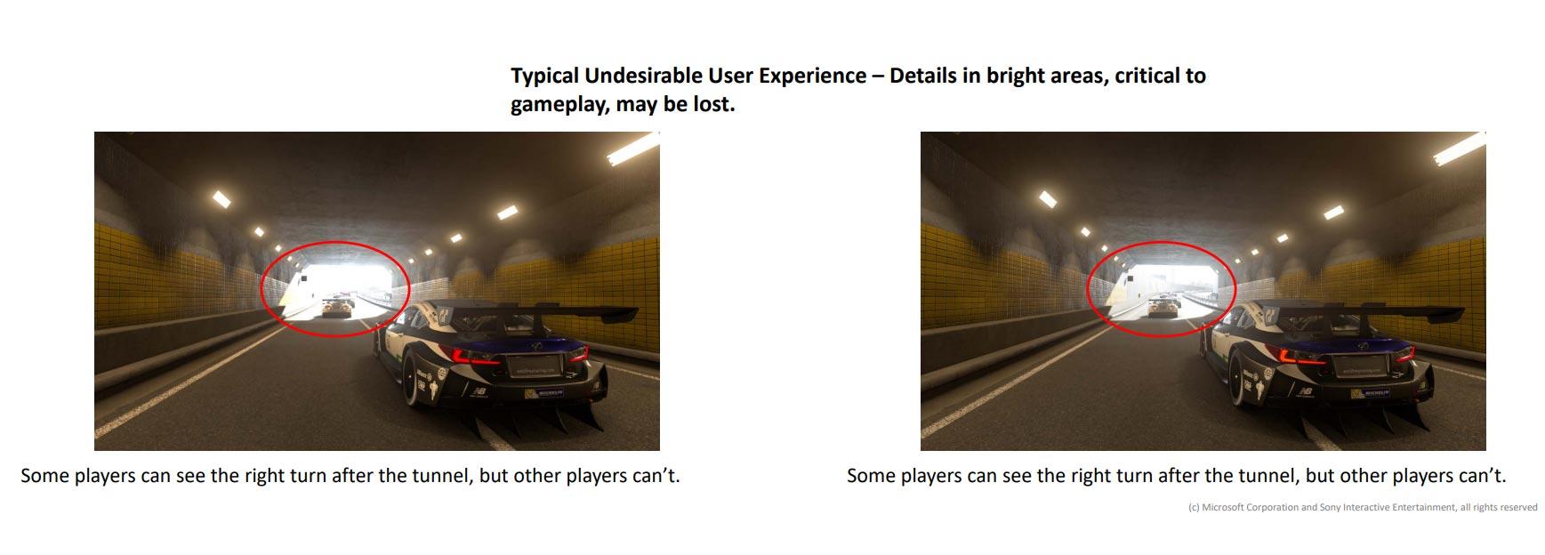 HDR Gaming Interest Group giochi HDR migliori Microsoft Sony