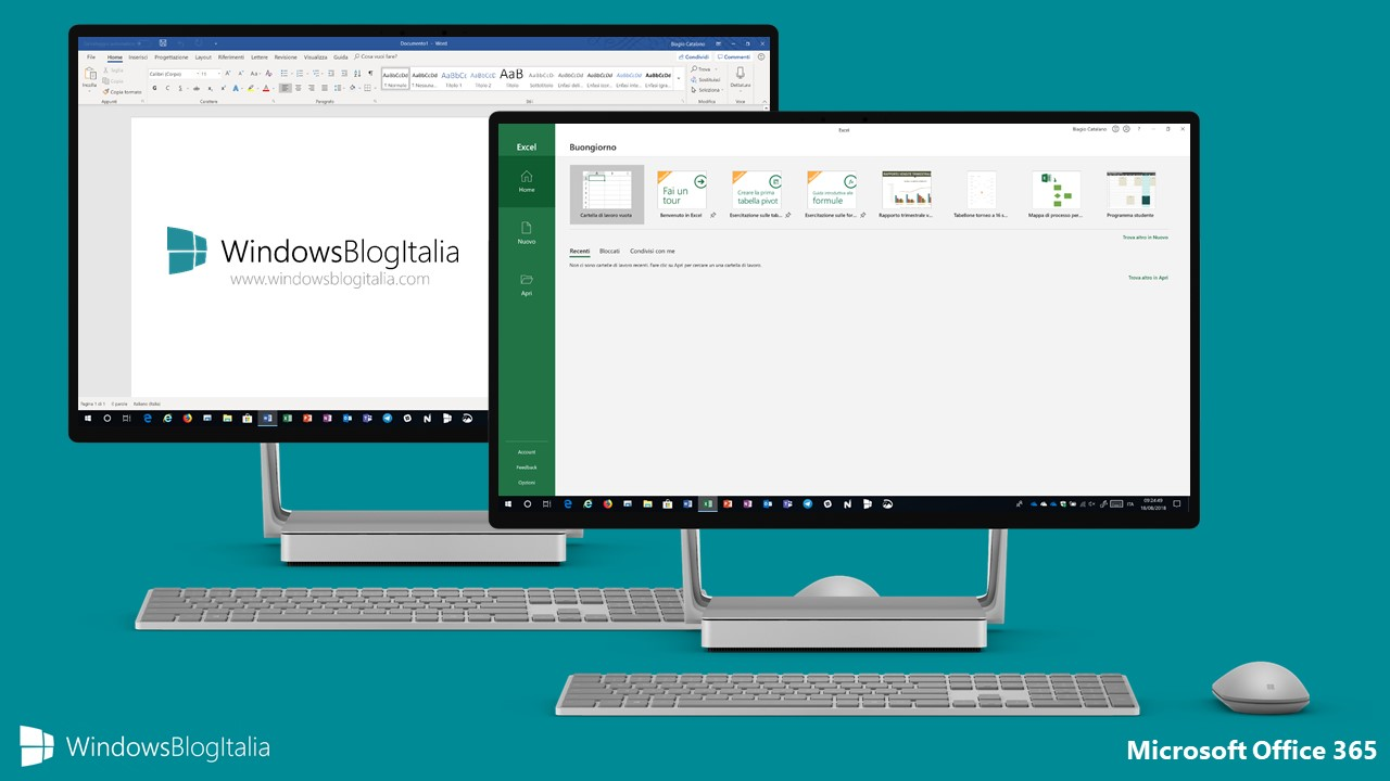Anche Office 365 Home e Personal saranno installabili su 5 PC e Mac diversi