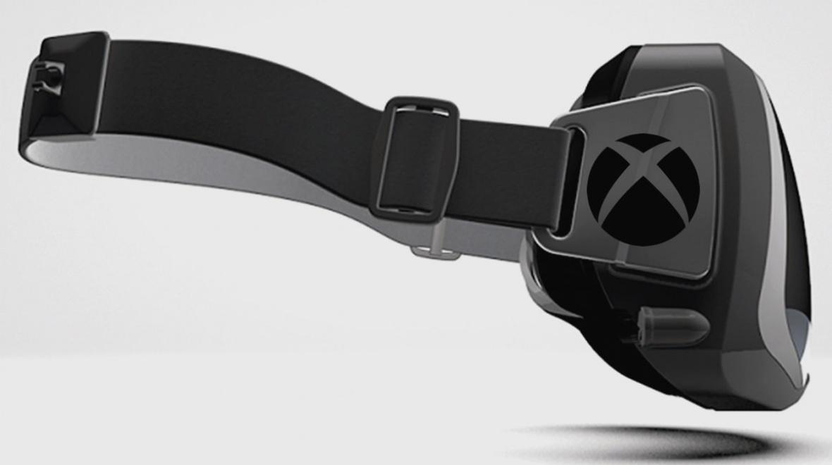 Xbox visore VR realtà virtuale