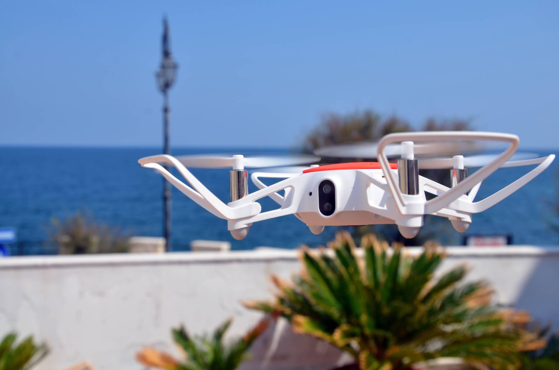 Xiaomi Mi Drone Mini volo