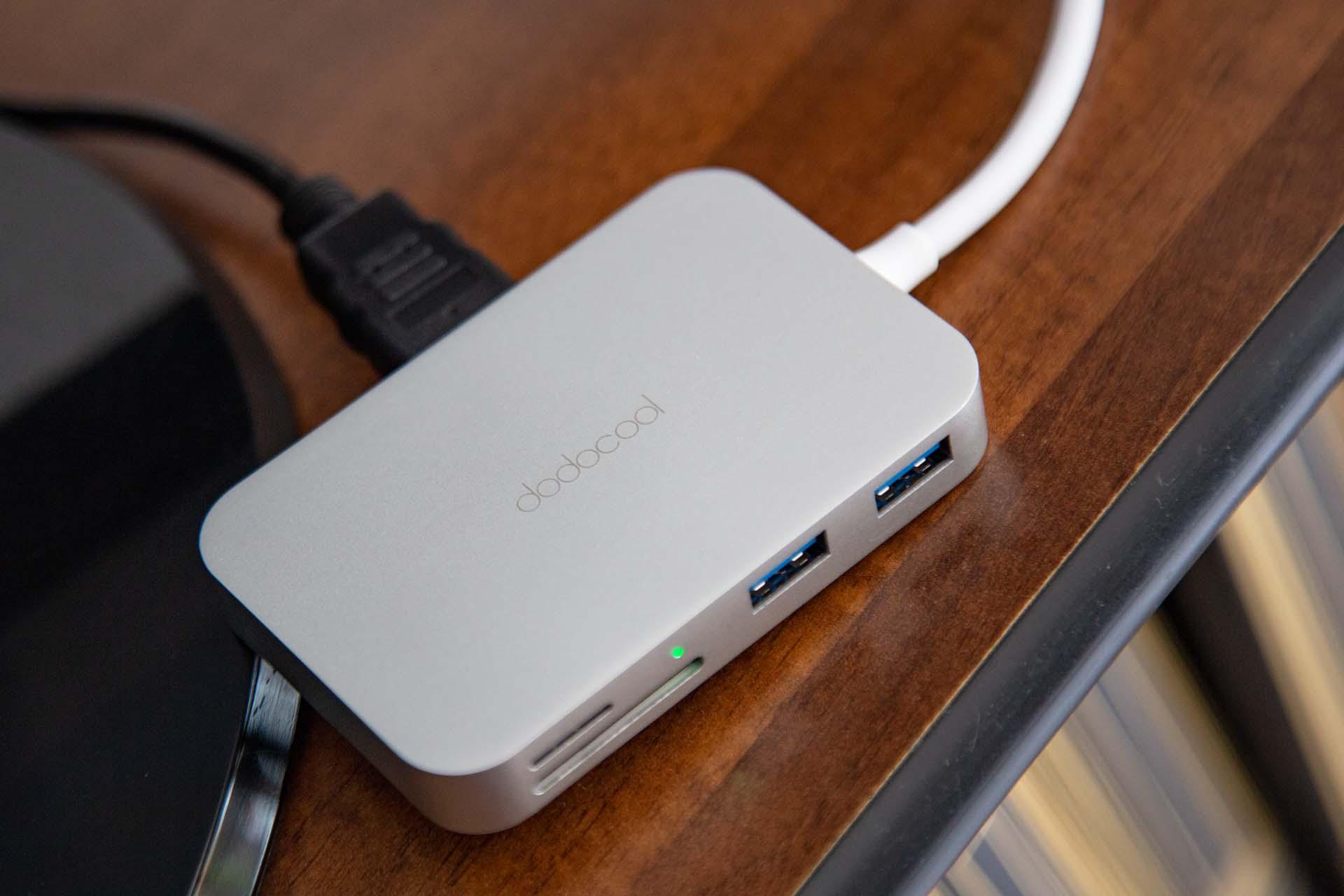 dodocool USB Type-C hub