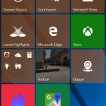 Appscope icone Windows 10 Mobile PWA
