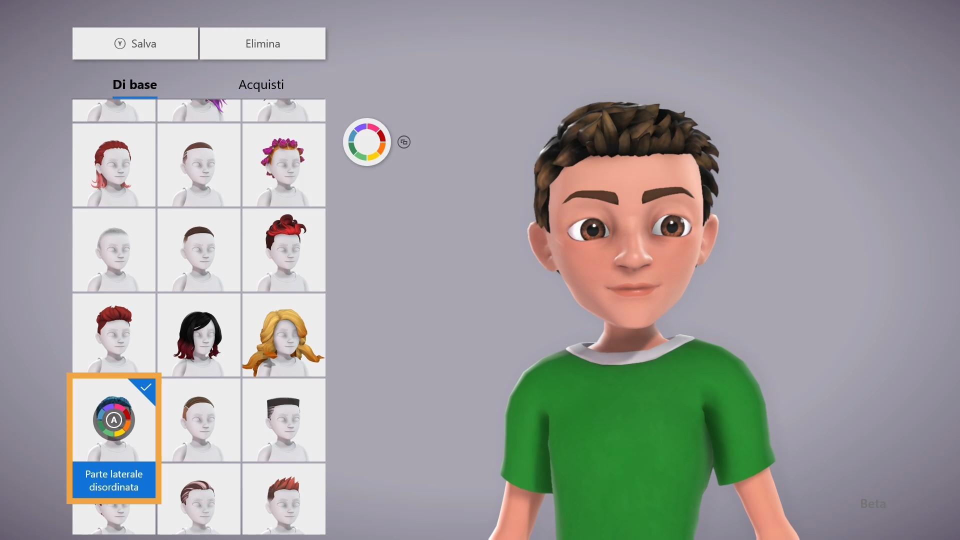 Xbox One Windows 10 October 2018 Update Avatar Editor personalizzazione