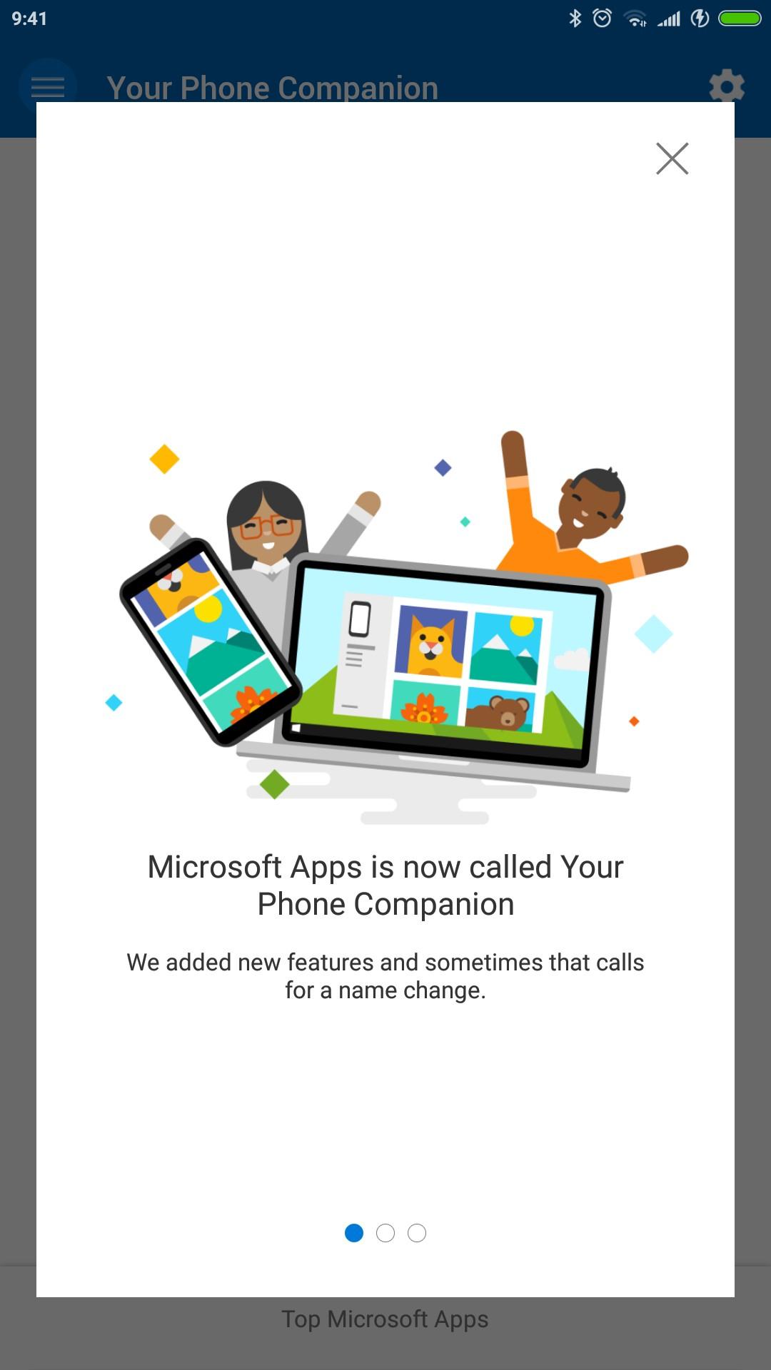 Your Phone Companion app Android novità 1