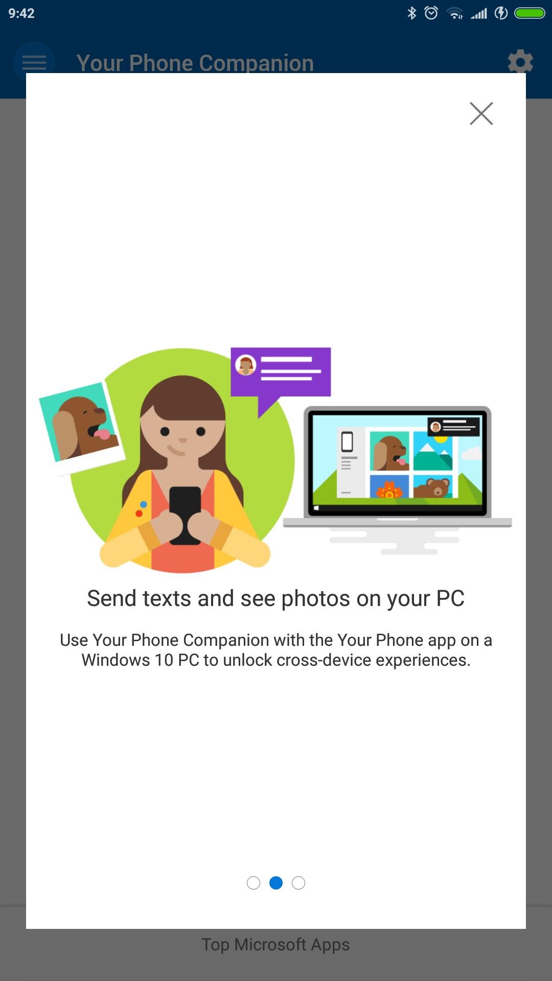 Your Phone Companion app Android novità 3