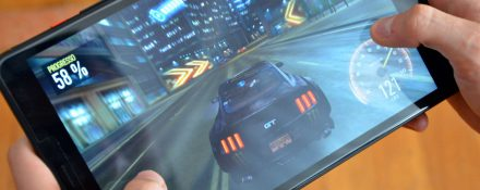 Chuwi Hi9 Pro gaming giochi Need for Speed