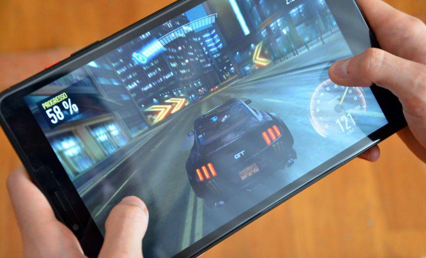 Chuwi Hi9 Pro gaming giochi Need for Speed
