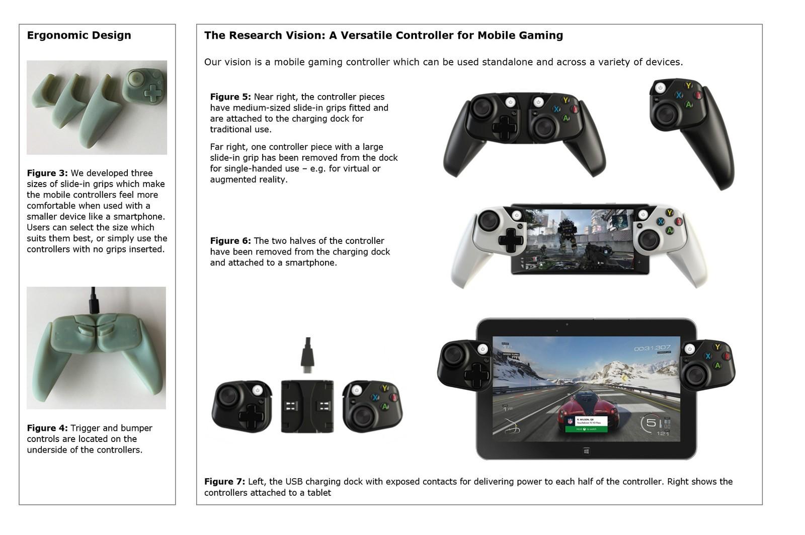 Controller per smartphone targato Xbox