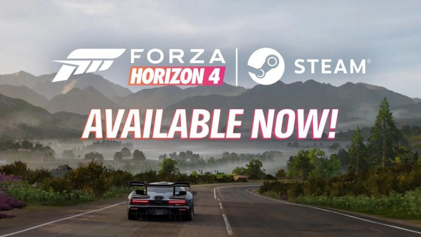 Forza Horizon 4 - Steam