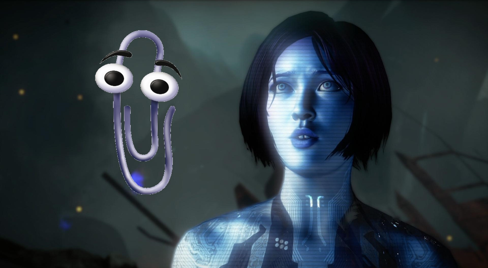Microsoft Cortana Clippy