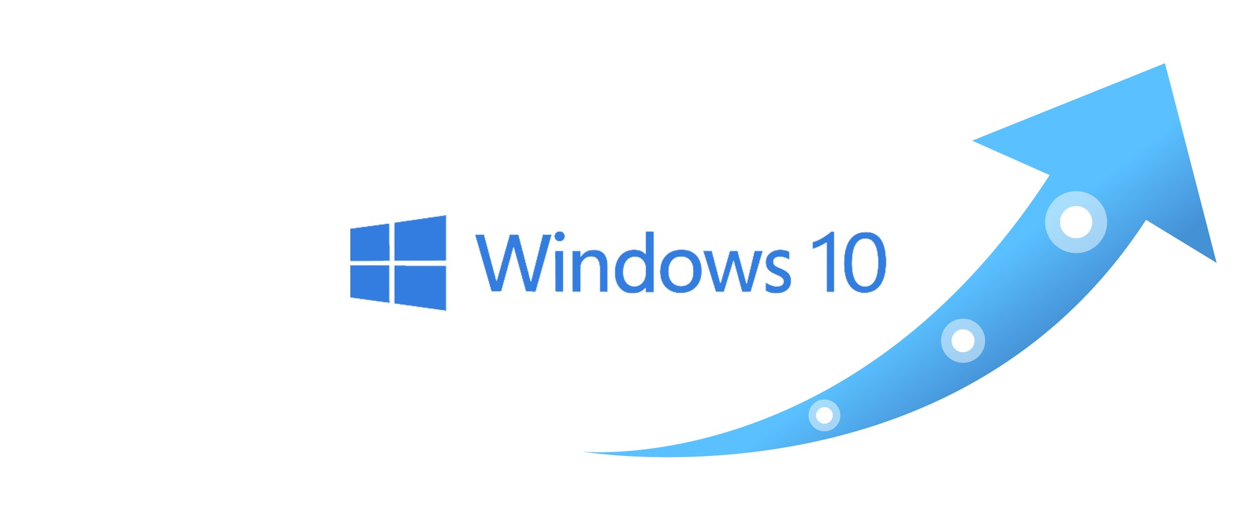 Windows 10 crescita marketshare