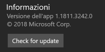Hub di Feedback controllo aggiornamenti Windows 10