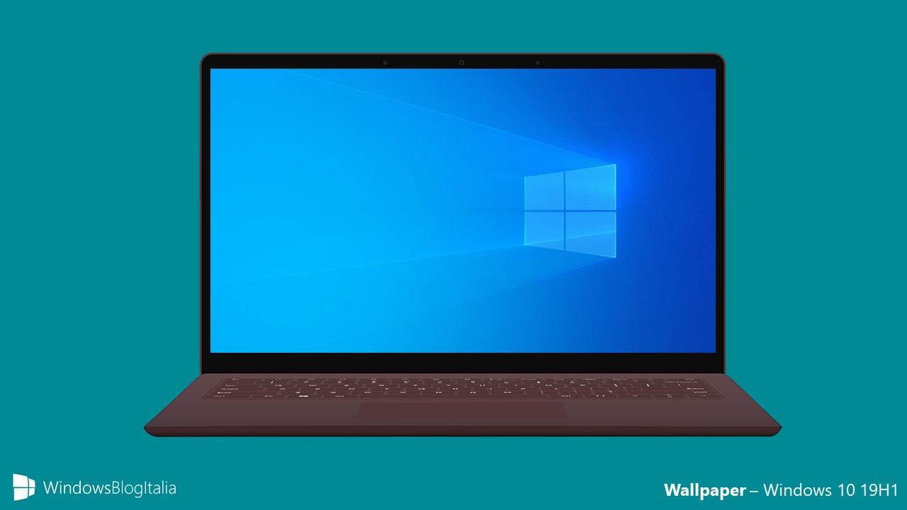 Download Nuovo Wallpaper Di Windows 10 19h1 In Anteprima