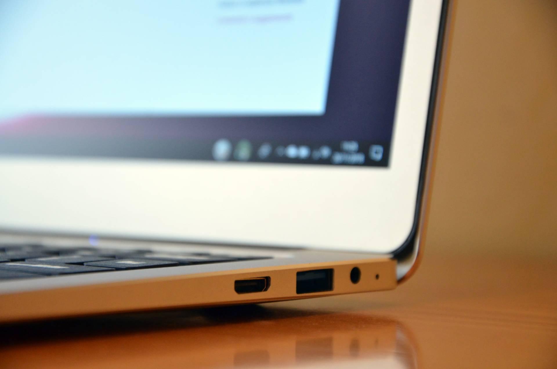 Jumper EZbook 3 Pro porte