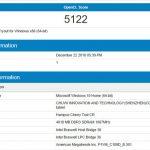 Prestazioni GPU Geekbench 4 Chuwi Hi10 Air