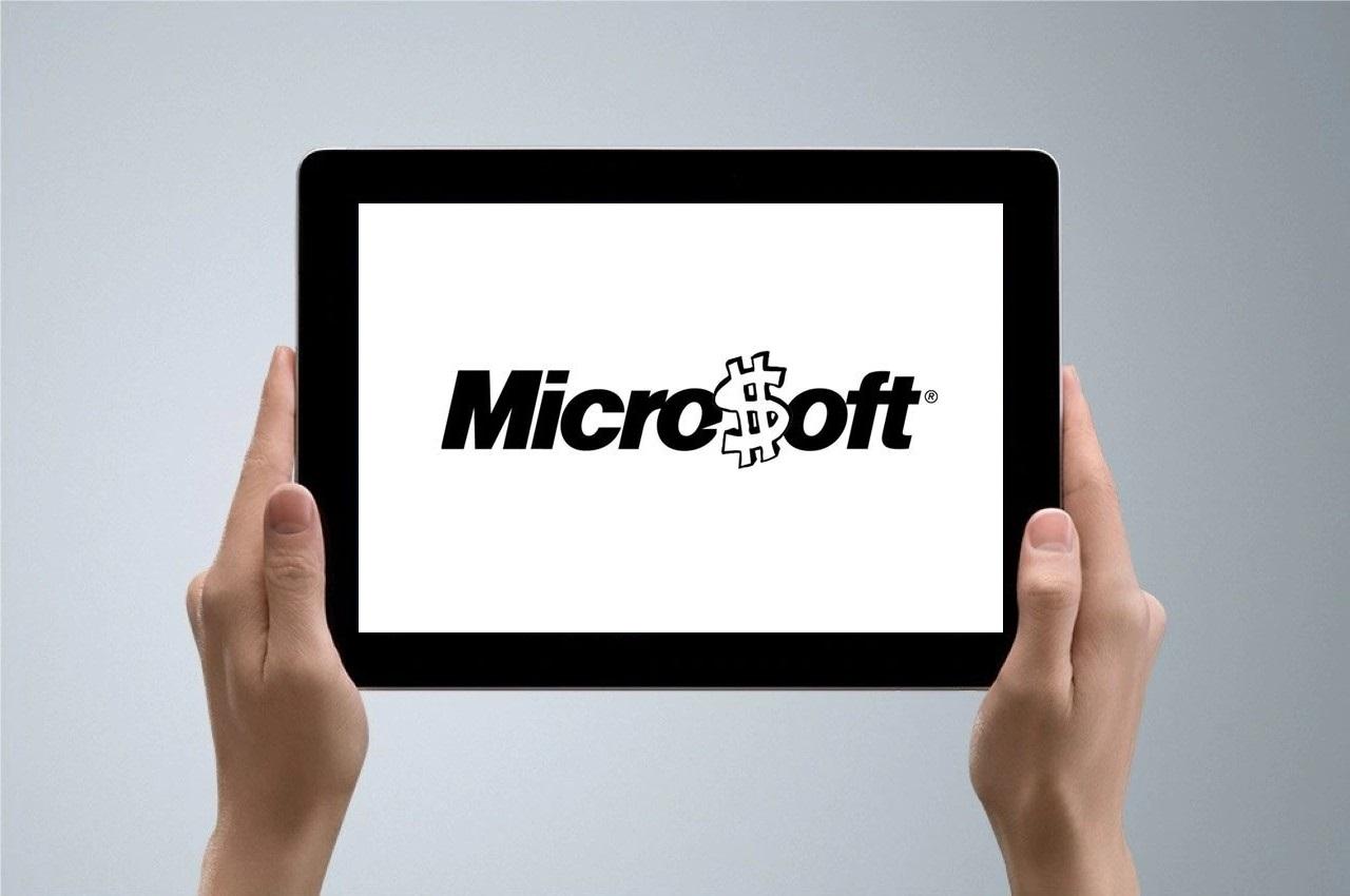 Ricavi Microsoft