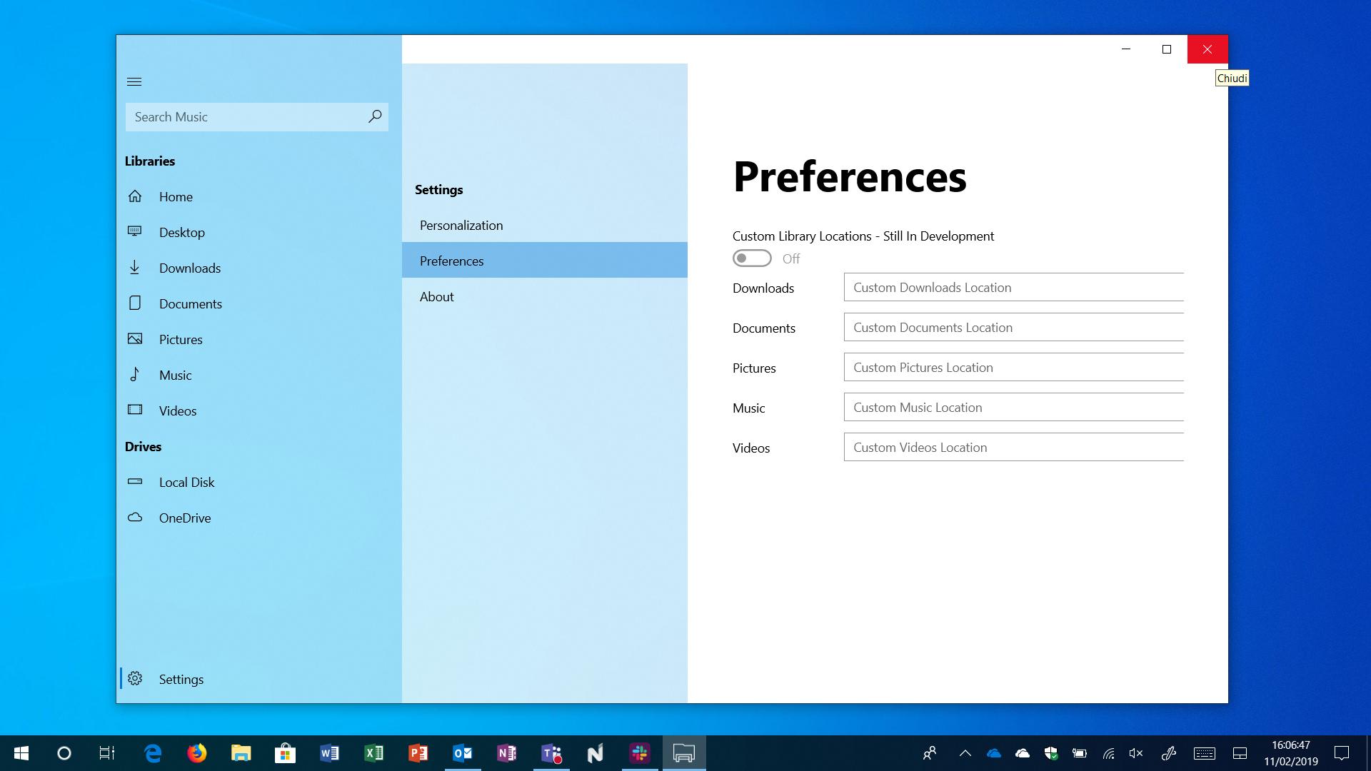Download Files UWP, un nuovo Esplora file con Fluent Design e altro