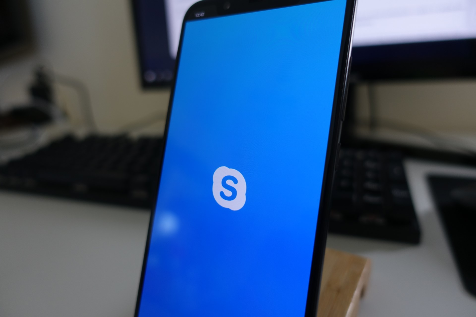 Microsoft Skype Android