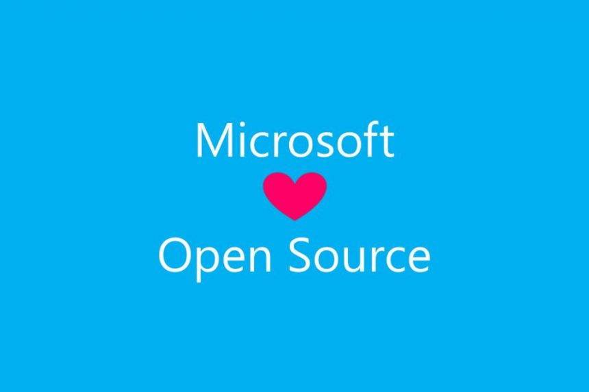Microsoft loves Open Source