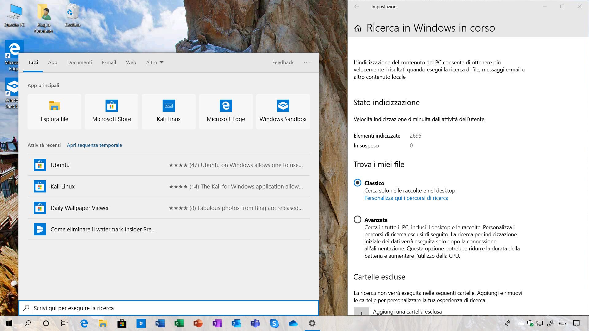 Tutte le novità di Windows 10 May 2019 Update per PC e tablet