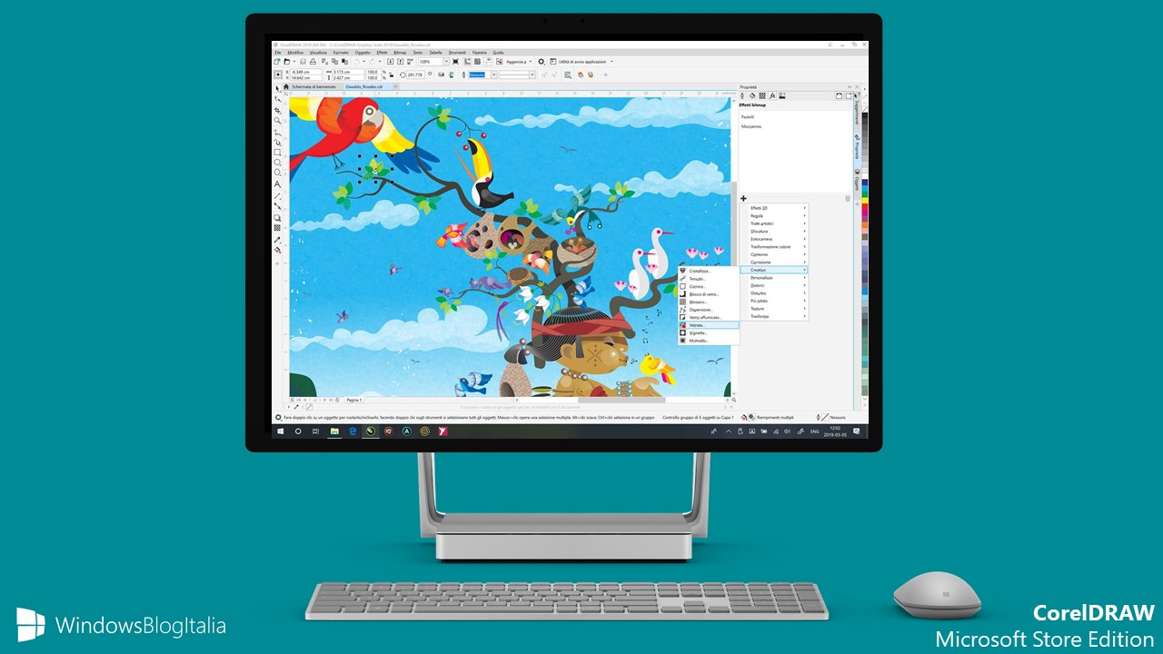 CorelDRAW Microsoft Store Edition Windows 10