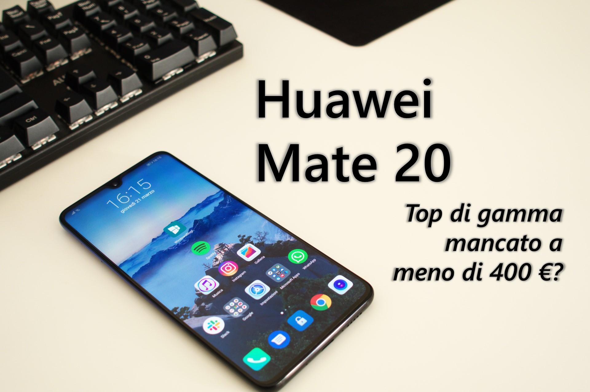 Huawei Mate 20 hero