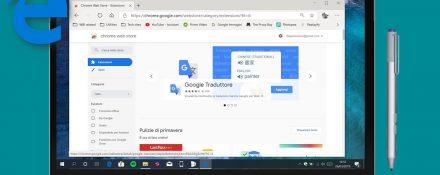 Installare estensioni Chrome Web Store in Microsoft Edge