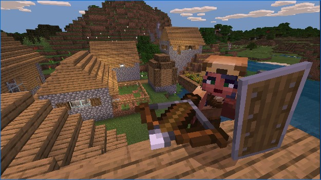 Minecraft Windows 10 Xbox 1.10
