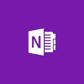 OneNote Windows 10 icona