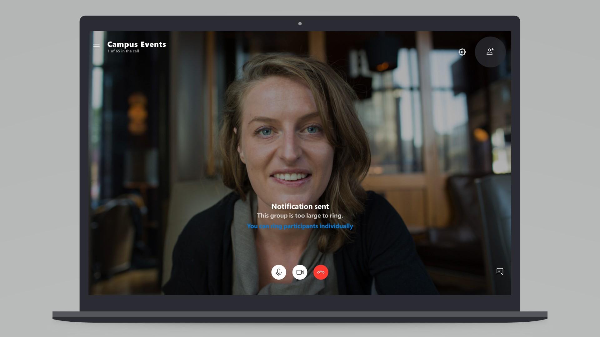 Skype Windows 10 videochiamate gruppi