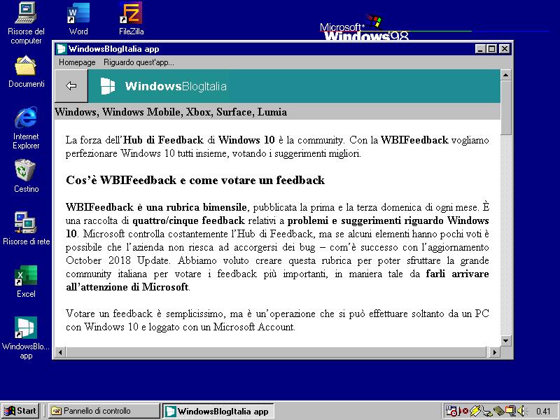 internet explorer windows 98 download