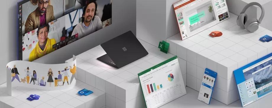 Microsoft Fluent Design ovunque