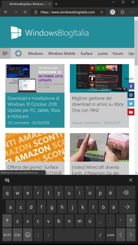 video] Hands-on e guida all'installazione di Windows 10 on