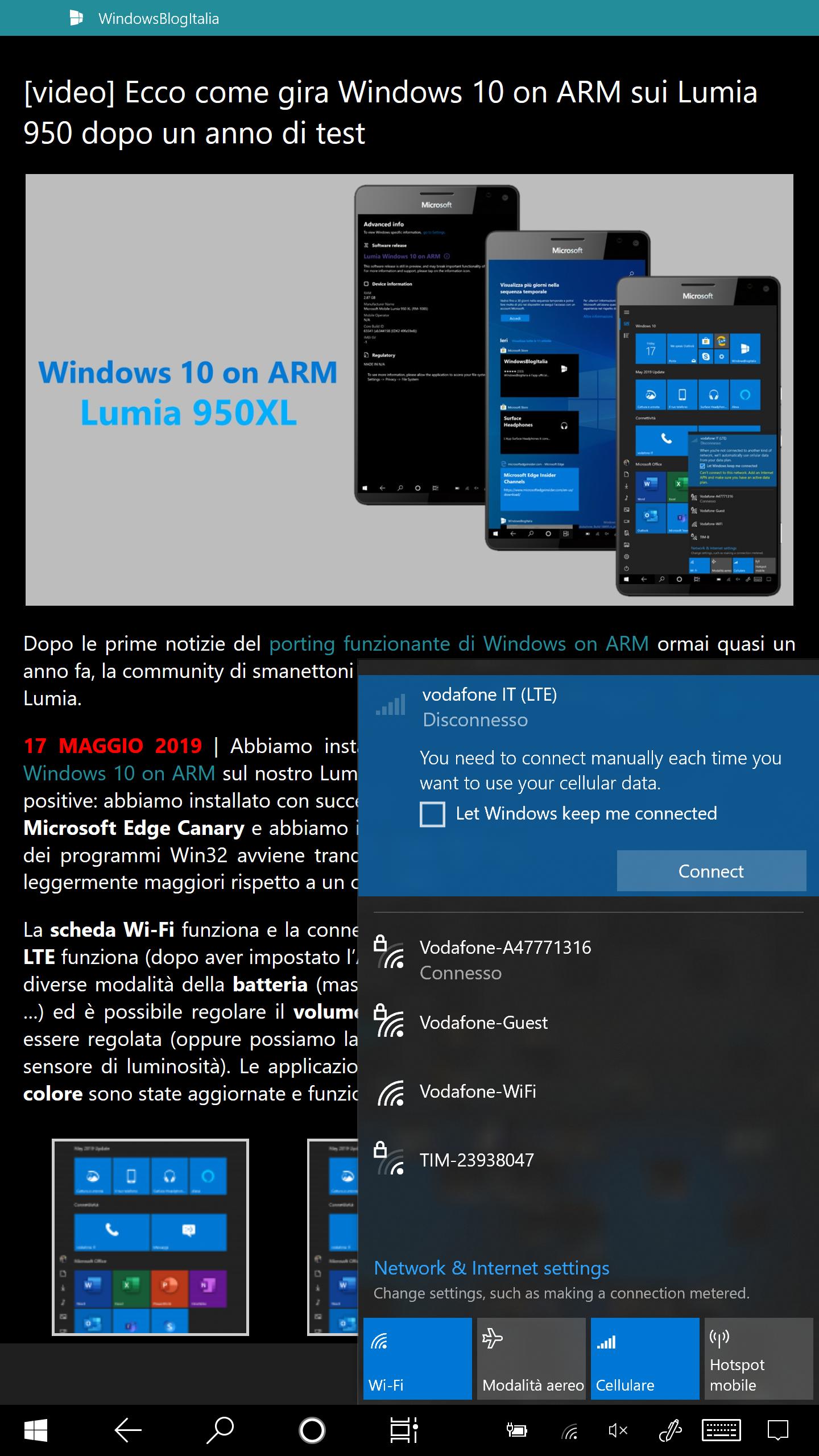 video] Hands-on e guida all'installazione di Windows 10 on ARM per
